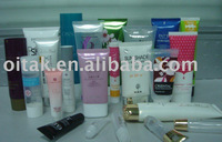 Soft Plastic Tubes for Cosmetic Packaging