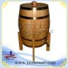 wine keg/wiskey bucket/oak wood barrel