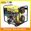 5 KW Yellow Cheap China Diesel Generator Set