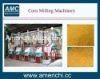 Corn maize milling machine
