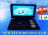 "9.5"" Portable evd dvd player (DS9001)"