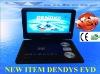 "9.5"" Portable evd dvd player (DS9001)"