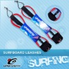 Competition surfing leash