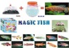 2012 newest education toy magic fish for kids birthday gift,boys and girls best toy
