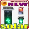 Traffic lights with Solar