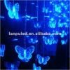 Butterfly string led christmas lights