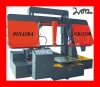 Heavy duty metal Bandsaw cutting machinery