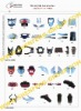Lamp Set,Plastic Products (lamp,plastic side cover,motorcycle body kits)