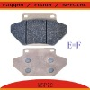 MSP72 Brand copper alloy sinter ATV brake pads