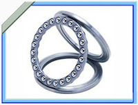 China High Quality Thrust Ball Bearing 51100