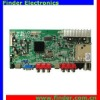 "LCD TV MainBoard Support dual/single LVDS which more than 19"" LCD panel"