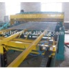 welded wire mesh panels machine