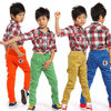 elastic waist pants for child