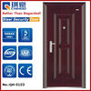 residential single steel security door from China(QH-0103)