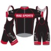 Custom Sublimated Cycling Set/Cycling Wear/Cycling Clothing/Cycling Gear/Cycling Suit/Cycling Apparel