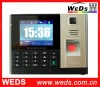 Price of biometrics fingerprint scanner with 3.5'' Color LCD WEDS-F8