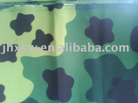 100%Polyester camouflage fabric