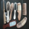 natural wooden comb hair comb care