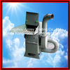 Wood crusher hammer mill for briquette line