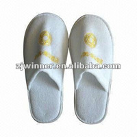 2012 High Quality Hotel Terry Towel Slipper