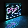 2012 Hot Christmas New Led Writing Board