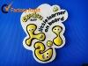 BBC 3d soft pvc souvenir fridge magnet
