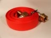 fire hose with brass John Morris Coupling