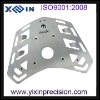 Silver anodized aluminum5052 sheet metal fabrication service and companies in shenzhen
