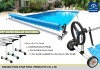 swimming pool roller cover