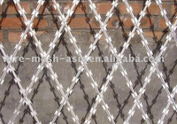flat concertina razor barbed wire (Factory)