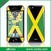 Flag design skin for phone