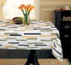 (001) indoor/outdoor fabric tablecloth