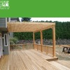 Chinese Cedar Timber Decking