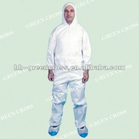 CE Exam Type 5/6 Protective SMS CrossGard 3000B Coverall