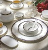 dinnerware set porcelain