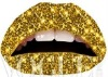 supply hight quality hot sell lip print tattoos