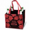 wine bottle gift bag pattern Nonwoven Wine Bag,