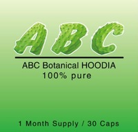 Top quality original ABC Botanical HOODIA capsule Original factory supply