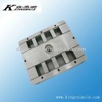 Precision mold element supplier