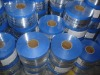 warning tape/alumium film with PE woven with printing