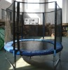 6ft Trampoline With Safety Enclosure