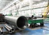 pipe mould for ductile iron pipes