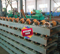 Roller Chain, Cylinder conveying device, Rollar table
