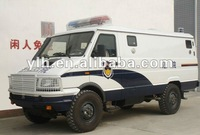 6596SFD5 4X4 off road prison van