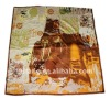 2012 Newest Style Silk Scarf (wholesale Scarf)