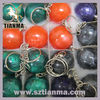 Acrylic disco ball keychain for promotion