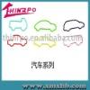 Car Shape Rubber Band