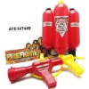 Water gun toy Firefighter shot gun ATZ147450