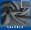 Brush tricot polyester spandex mesh fabric