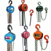 CC-A 619 chain pulley block